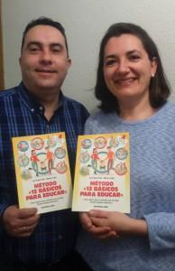 """""""12 Métodos Básicos para educar"""" editado por la CCS"""