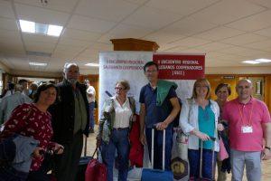 Crónica y fotos. 12 de octubre. II Encuentro Regional