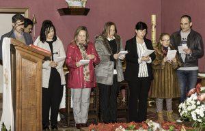 En Avilés (Asturias): Promesas de Salesianos Cooperadores en Navidad