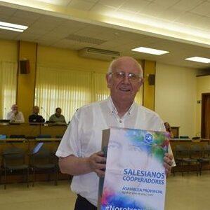 Nuevo Delegado regional de SSCC