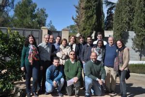 Grupo de SSCC y Salesianos participantes