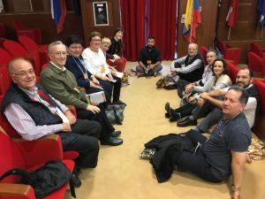 Crónicas desde el Congreso Mundial. 27 de octubre, día 3