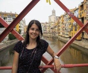 María Sánchez Abrante, novicia de las FMA