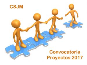 Convocatoria proyectos 2018 de CSJM