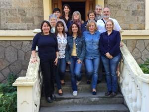 Iª Reunión del Consejo de SSCC de Bilbao para el curso 2015-16