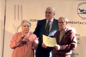 Reconocimiento del Banco de Alimentos de Madrid. Madrid-Carabanchel