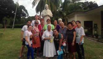 Cuba. Formación de Salesianos Cooperadores