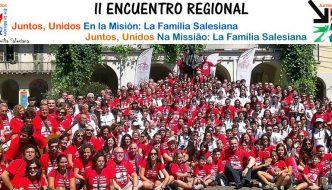 Listado de participantes al II Encuentro Regional