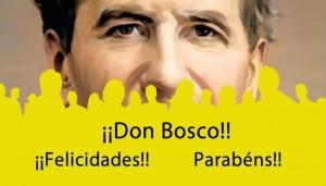 ¡¡Don Bosco, felicidades!! #felizcumpleDonBosco