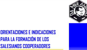 Orientaciones e indicaciones para la formación de Salesianos Cooperadores