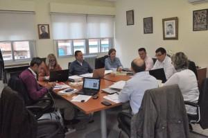 Reunión ordinaria de la SER. 17 de octubre de 2015