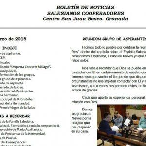 Boletín local de Granada