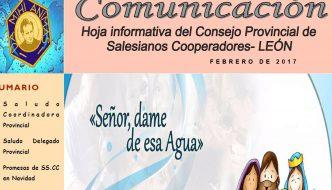 Boletín informativo de León. Febrero 2018
