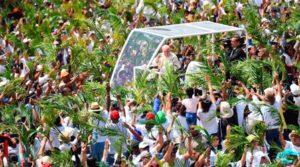 Homilía del Santo Padre Francisco el día 9 de septiembre en Port Louis
