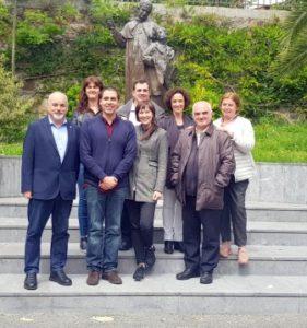 Deusto: Reunión del Consejo provincial