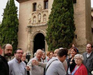 Granada: Fotocrónica «Iglesia en Salida»