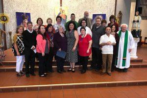 Estados Unidos – Siete nuevos miembros de la Asociación de Salesianos Cooperadores