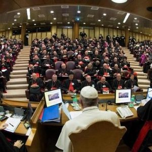 """Sínodo de los Obispos sobre el tema """"Los jóvenes, la fe y el discernimiento vocacional"""""""